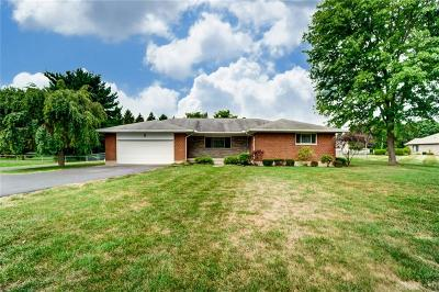 Butler Township Single Family Home For Sale: 8851 Frederick Pike