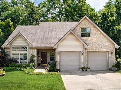 Vandalia Single Family Home For Sale: 1058 Mistic Lane