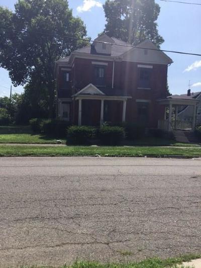 Dayton Multi Family Home For Sale: 20 Paul Laurence Dunbar Street #22
