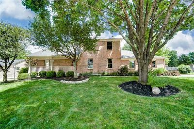 Beavercreek Single Family Home For Sale: 3384 Mill Run Drive