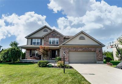 Dayton Single Family Home Pending/Show for Backup: 1212 Foxcroft Court