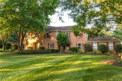 Montgomery County Single Family Home For Sale: 8822 Frederick Pike