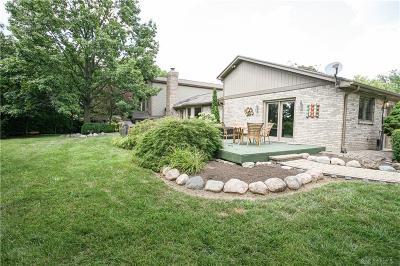 Springboro Single Family Home For Sale: 1627 Tamarron Court