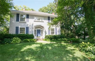 Montgomery County Single Family Home For Sale: 625 Oakwood Avenue