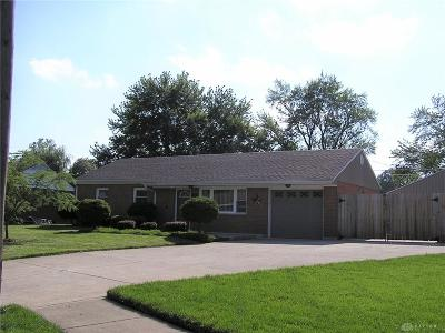 Englewood Single Family Home For Sale: 316 Lang Court
