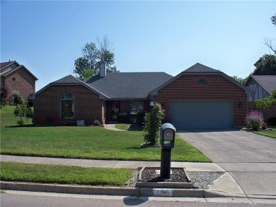 Vandalia Single Family Home Pending/Show for Backup: 155 Timberwind Lane