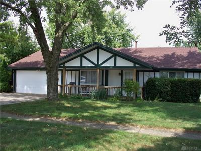 Englewood Single Family Home For Sale: 503 Wenger Road
