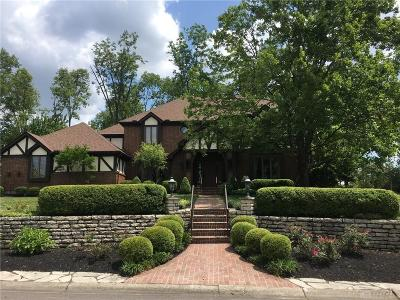 Butler Township Single Family Home For Sale: 7132 Historic Court