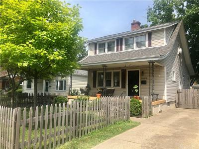 Oakwood Single Family Home For Sale: 2600 Shroyer Road