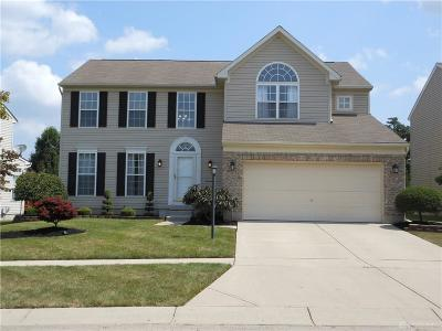 Springboro Single Family Home For Sale: 470 Stanton Drive