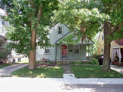 Oakwood Single Family Home For Sale: 309 Triangle Avenue