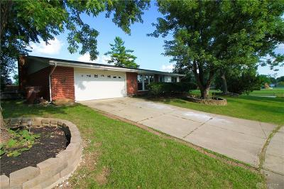 Englewood Single Family Home For Sale: 605 Cromer Court