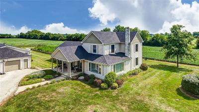 Troy Single Family Home For Sale: 2985 Fenner Road