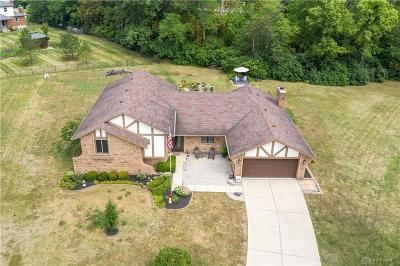 Butler Township Single Family Home Pending/Show for Backup: 3423 Diamondback Drive