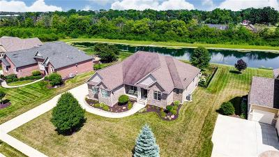 Troy Single Family Home Pending/Show for Backup: 1010 Rosewood Creek Drive