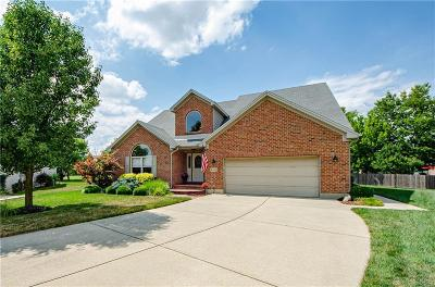Huber Heights Single Family Home Pending/Show for Backup: 6353 Charlotte Court