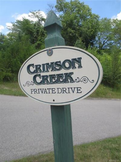 Montgomery County Residential Lots & Land For Sale: 6310 Crimson Creek Drive