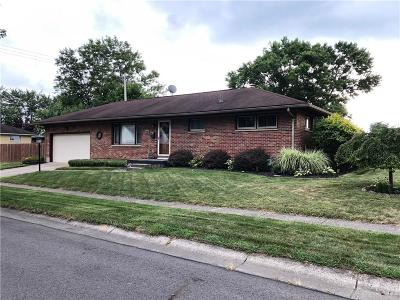 Springfield Single Family Home Pending/Show for Backup: 4649 Willowbrook Drive