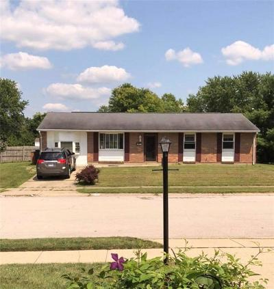 West Milton Single Family Home For Sale: 1186 Main Street