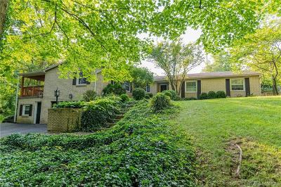 Bellbrook Single Family Home For Sale: 2115 Dane Lane