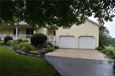 Clinton County Single Family Home Pending/Show for Backup: 396 Pyle Road