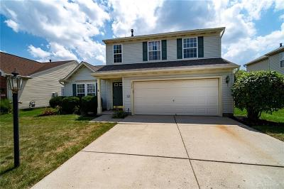 Springboro Single Family Home For Sale: 375 Pugh Drive