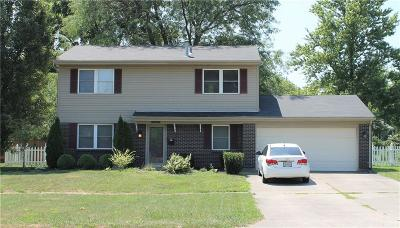 Clayton Single Family Home Pending/Show for Backup: 4840 Old Salem Road