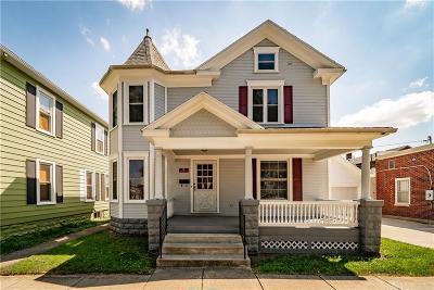 Tipp City Single Family Home Pending/Show for Backup: 10 Walnut Street
