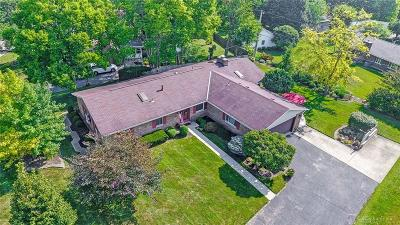 Beavercreek Single Family Home Pending/Show for Backup: 1812 Wilene Drive