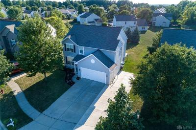 Tipp City Single Family Home Pending/Show for Backup: 5084 Deergate Drive