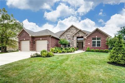 Springboro Single Family Home For Sale: 425 Springhouse Drive
