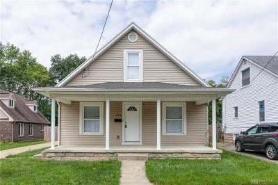 Xenia Single Family Home For Sale: 894 Chestnut Street
