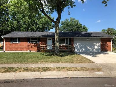 Vandalia Single Family Home Pending/Show for Backup: 516 Randler Avenue