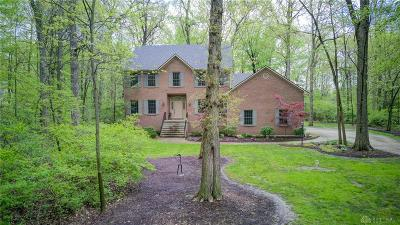 Greene County Single Family Home For Sale: 5300 Clearcreek Trail