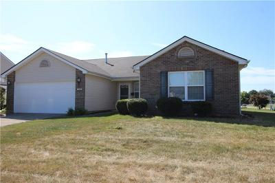 Xenia Single Family Home Pending/Show for Backup: 1117 Spegele Court