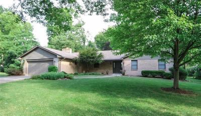 Dayton Single Family Home Pending/Show for Backup: 4451 Greenview Drive