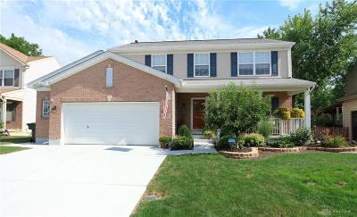 Dayton Single Family Home Pending/Show for Backup: 6627 Greeley Avenue