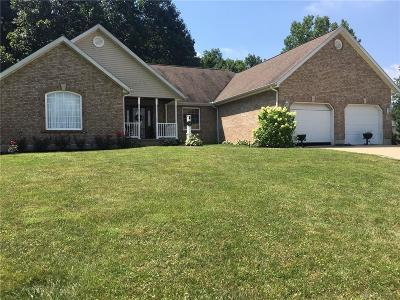 Highland County Single Family Home For Sale: 1166 Northview Drive