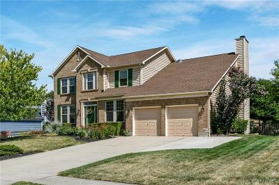 Beavercreek Single Family Home Pending/Show for Backup: 4194 Winter Forest Circle