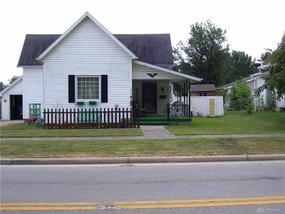 Jamestown Single Family Home For Sale: 60 Washington Street
