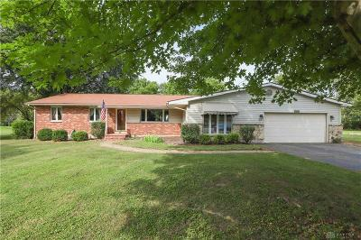 Vandalia Single Family Home For Sale: 1467 Furnas Road