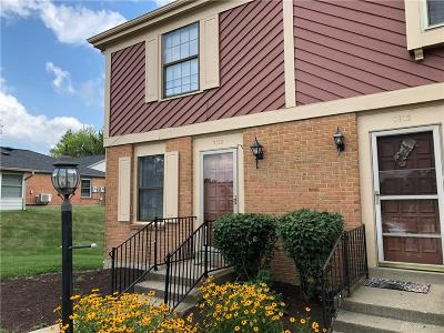 Dayton Condo/Townhouse For Sale: 7810 Port Circle