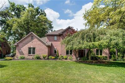 Montgomery County Single Family Home For Sale: 10609 Willow Brook Road