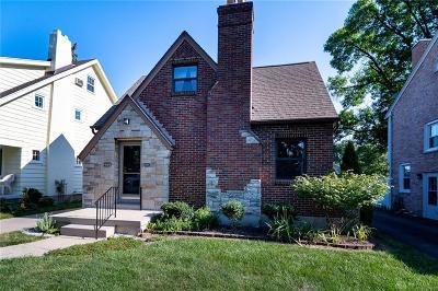 Oakwood Single Family Home Pending/Show for Backup: 231 Wonderly Avenue