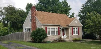 Greene County Single Family Home Pending/Show for Backup: 664 West Street