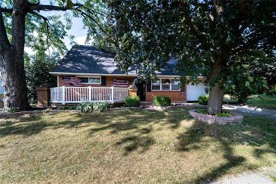 Huber Heights Single Family Home For Sale: 5019 Renard Drive
