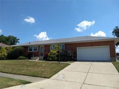 Springfield Single Family Home For Sale: 4118 Tacoma Street