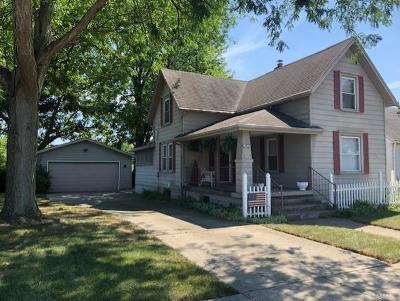 Springfield Single Family Home For Sale: 1575 Fulton Avenue