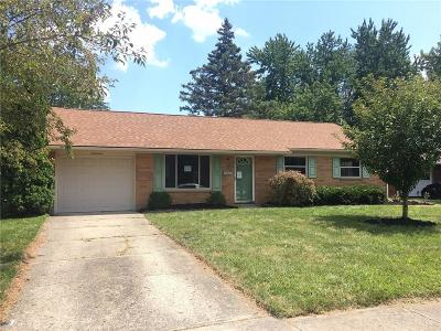 Brookville Single Family Home For Sale: 7 Vienna Court