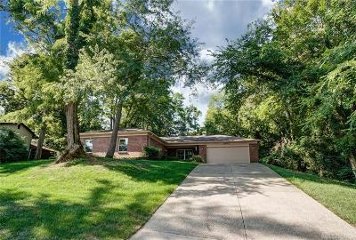 Beavercreek Single Family Home For Sale: 3827 Frostwood Drive